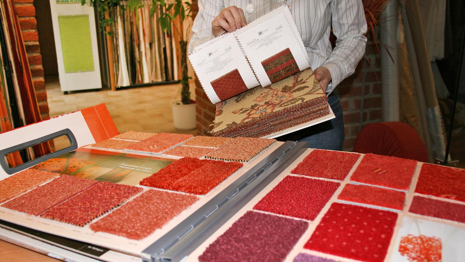 Tapezierer und dekorateur lackner kaufmann for Tapezierer und dekorateur